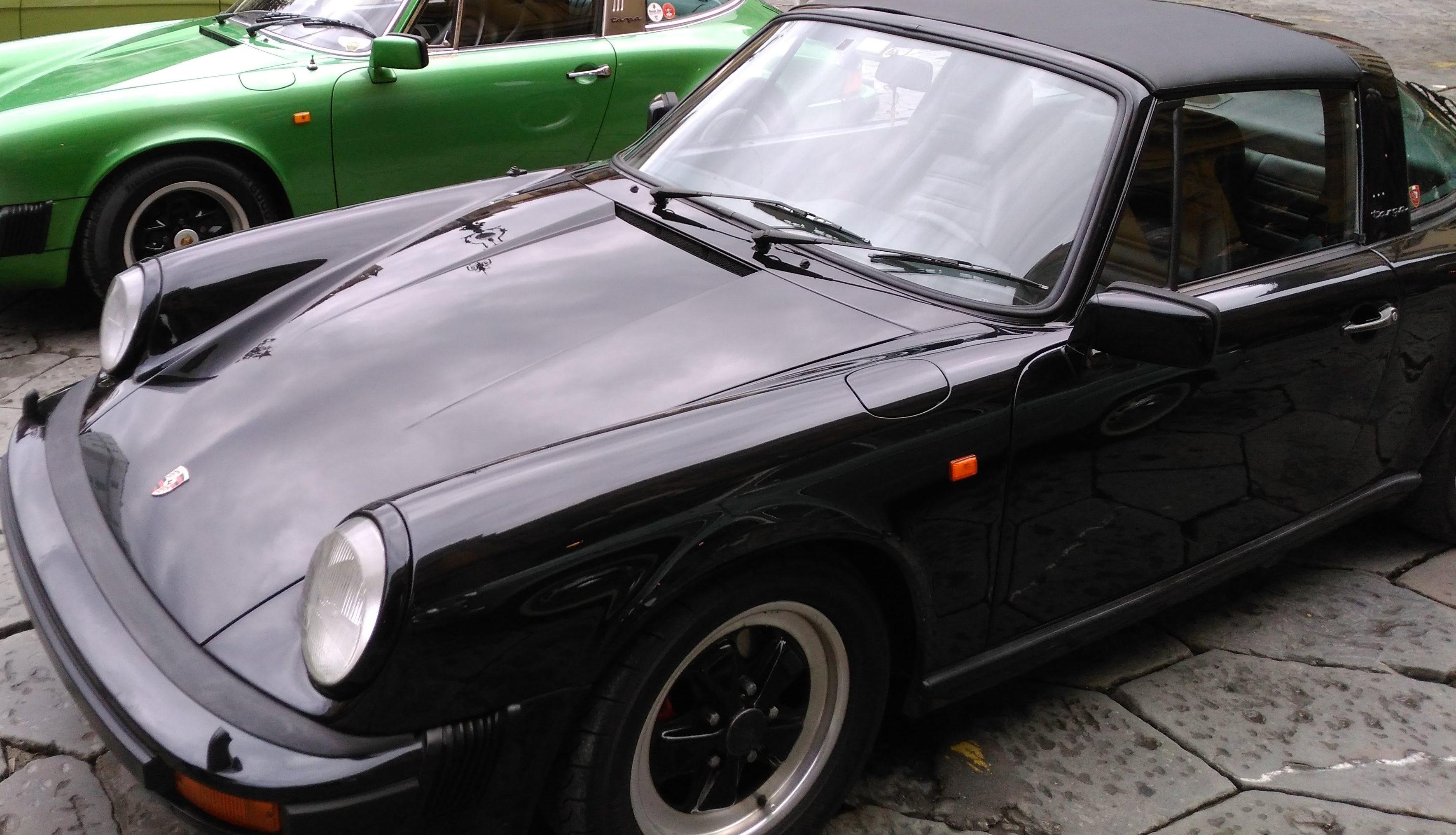 coches antiguos en Florencia