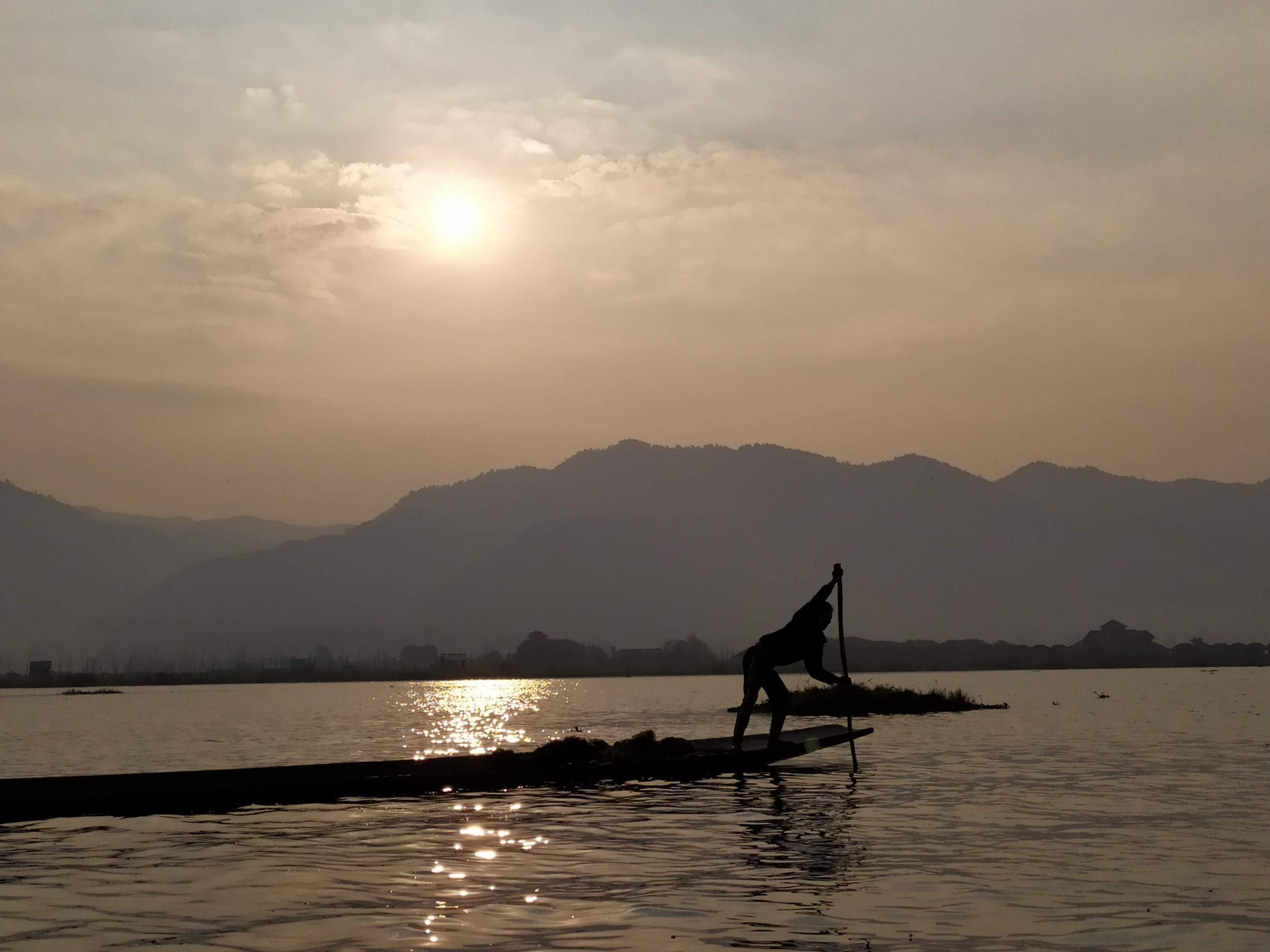 Amanecer Lago Inle